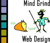 Mind Grind Web Design, WordPress